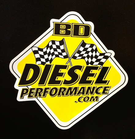 BD Diesel Performance copyright
